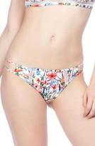 Lucky Brand Women's Lucky Garden Bikini Bottoms