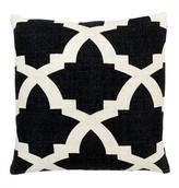 Mela Artisans Bali In Black Decorative Pillow, Large