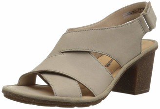 Clarks Women's Sashlin Nolte Heeled Sandal