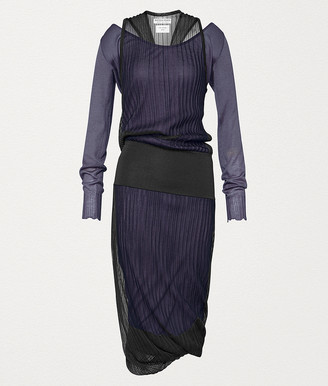 Bottega Veneta Sweater In Silk
