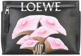 Loewe Mushroom 'T' pouch - men - Leather - One Size