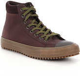 Converse Leather Lace Up Boot