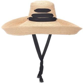 Lola Hats Espartina raffia hat