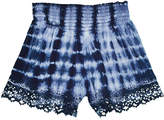 Bebe Girls' Tie Dye Short