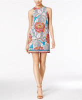 Trina Turk Macee Floral-Print Sheath Dress