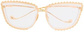 Anna Karin Karlsson Honey You optical glasses