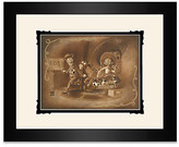 Disney Toy Story ''Round Up Gang'' Framed Deluxe Print by Noah