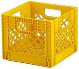 Milk Crate (Yellow)