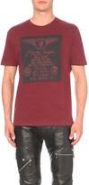 Diesel T-joe-hh printed cotton-jersey t-shirt