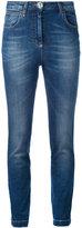 Philipp Plein slim-fit jeans - women - Cotton/Polyester/Spandex/Elastane - 26