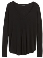 Trouve Women's 'Everyday' V-Neck Sweater