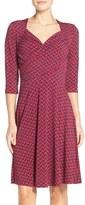 Leota Women's Sweetheart Jersey Dress