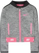 Nike Girls 4-6x Sport Essentials Heathered Zip-Up Jacket