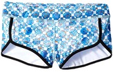 Seafolly Aqua Fit Boyleg (Big Kids)