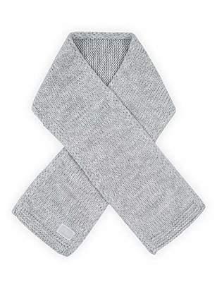 Melange Home Jollein Knit Scarf, Soft Grey