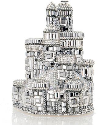 Judith Leiber Schloss Castle Crystal Clutch Bag