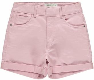 Name It Girl's Nkfrose Twiabetty Mom Hw Shorts Cd