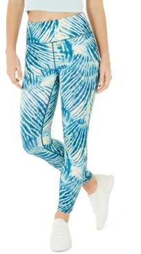 Ideology Tropic Fusion Printed High-Waist Leggings, Created For Macy's