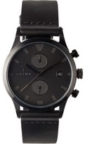Triwa Sort of Black Chrono Miyotta 0511 Movement Watch