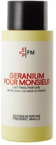 Frédéric Malle Geranium Pour Monsieur Body Milk 200ml