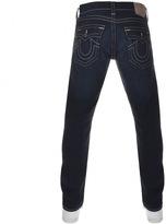 True Religion Geno Distressed Jeans Blue