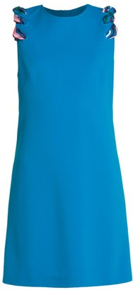 Emilio Pucci Stretch-Cady Shift Dress