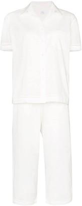 POUR LES FEMMES Lawn pyjama set