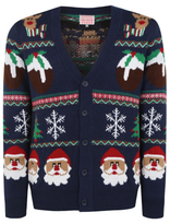George Christmas Cardigan