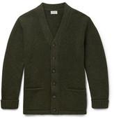 Levi's Lvc Bay Meadows Mélange Wool Cardigan - Green