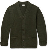 Levi's LVC Bay Meadows Mélange Wool Cardigan
