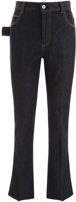 Bottega Veneta Dark Wash Jeans