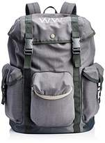 Wood Wood Unisex-Adult Mills Bag Backpack Grey