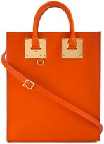 Sophie Hulme Albion tote - women - Leather - One Size