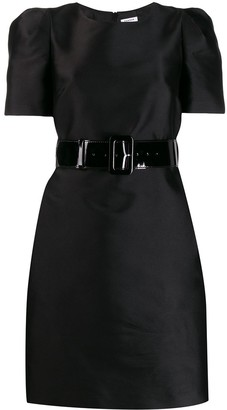 P.A.R.O.S.H. Belted Mini Dress