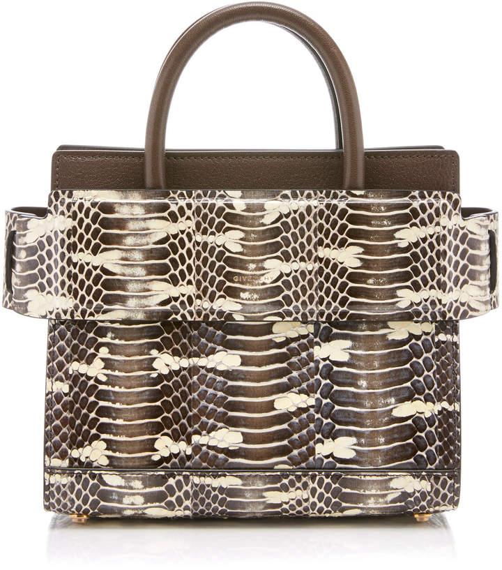 Givenchy Mini Horizon Leather Bag