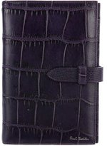 Paul Smith Embossed Leather Travel Agenda