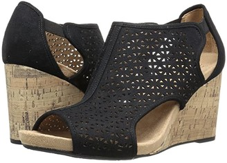 LifeStride Hinx 2 (Black) Women's Shoes