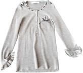Christian Dior Grey Cashmere Knitwear