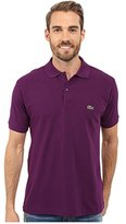 Lacoste Men's Pique L.12.12 Original Fit Polo Shirt - Past Season