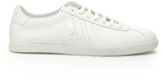 Lanvin JL Logo Patch Sneakers
