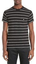 Todd Snyder Men's Stripe Pocket T-Shirt
