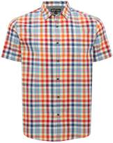M&Co Short sleeve check shirt