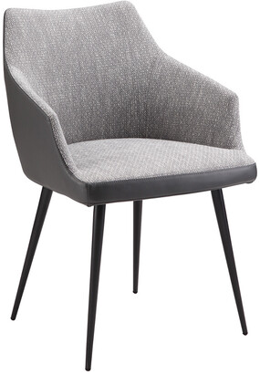 Moe's Home Collection Beckett Dining Chair Grey