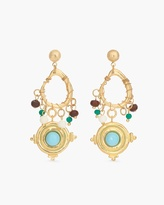 Chico's Alysia Chandelier Earrings