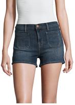 J Brand Jessica Patch Pocket Short