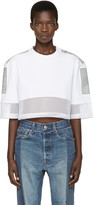 Hood by Air White Jock Boxes T-Shirt