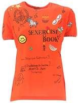 Vivienne Westwood Women's Orange Cotton T-shirt.