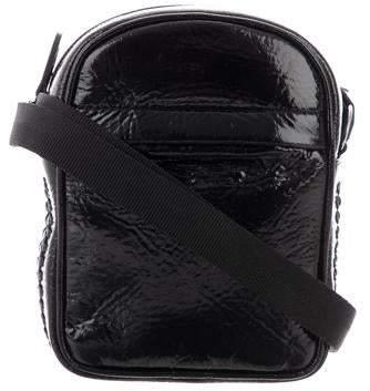 Stella McCartney Vegan Patent Leather Crossbody Bag