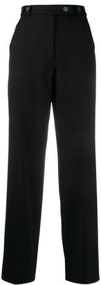 Giorgio Armani Pre-Owned 1990s High-Waisted Trousers