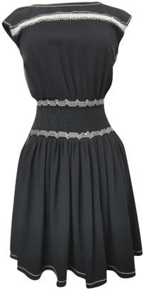 No Name \N Black Viscose Dresses